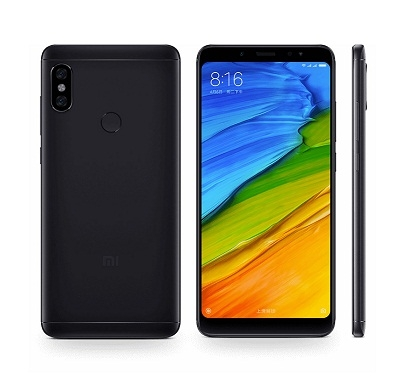Смартфон Xiaomi Note 5 3/32Gb Black