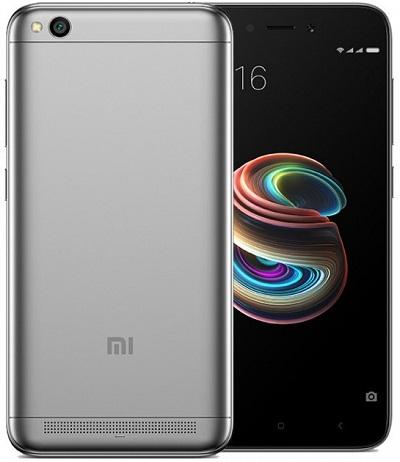 Смартфон Xiaomi Redmi 5A 2Gb/16Gb Dark grey
