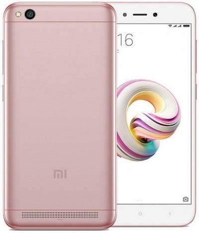 Смартфон Xiaomi Redmi 5A 2Gb/16Gb Rose Gold