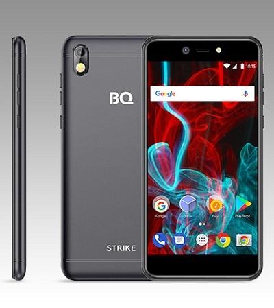 Смартфон BQ 5211 Strike Dark-gray