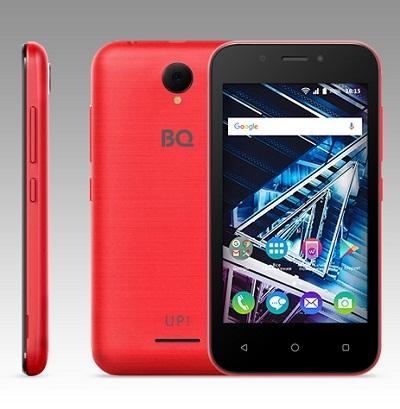 Смартфон BQ 4028 UP! Red