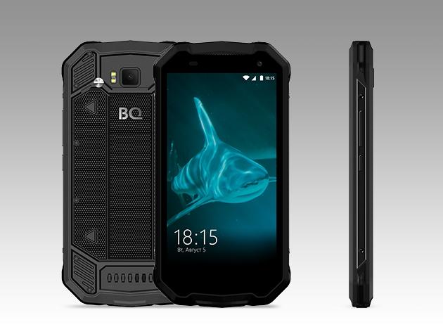 Смартфон BQ 5003L Shark Pro