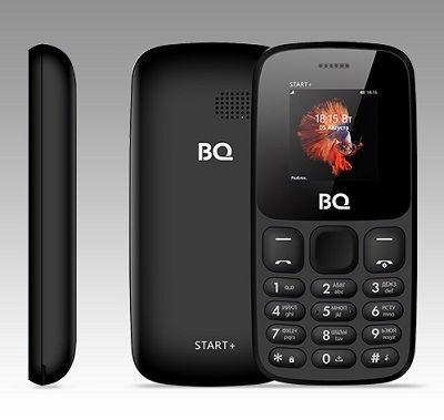 Телефон BQ Start+ 1414