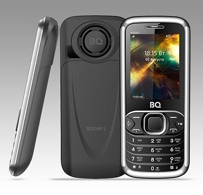 Телефон BQ BOOM L 2427 gray