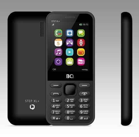 Телефон BQ Step XL+ 2831
