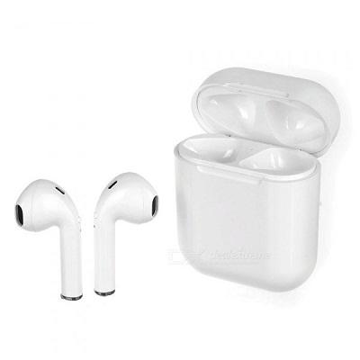 Bluetooth наушники i8-TWS A (White)
