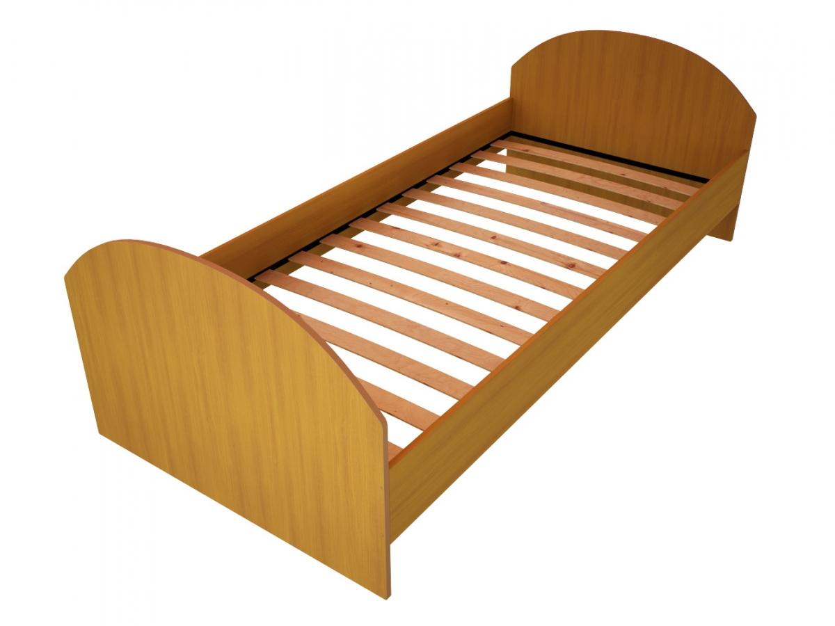 Кровати пружинные, Металлические кровати с ДСП спинками, Кровати из массива сосны