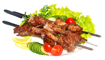 Доставка еды (шашлыка)