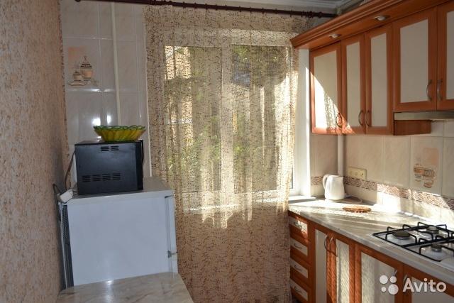 Посуточная аренда квартиры 43 кв.м на 2/5 этажа, по адресу г. Алушта, ул.Ленина 30