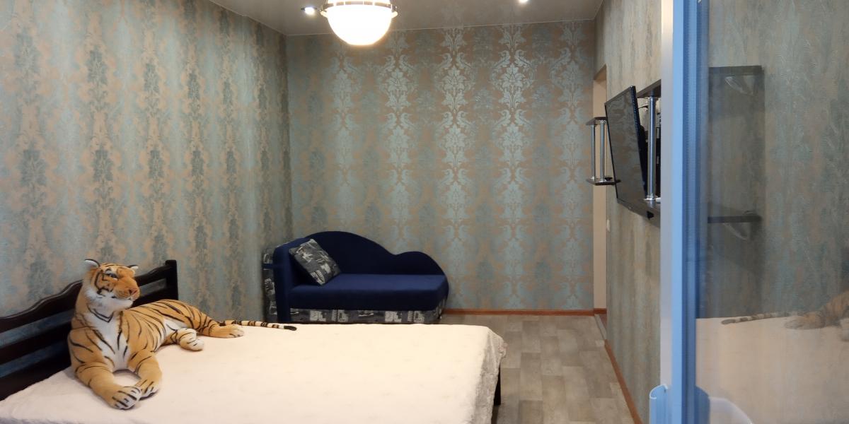 Посуточная аренда квартиры 50 кв.м на 4/12 этажа, по адресу г. Алушта, пер.Ревкомовский 4