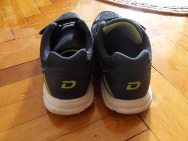 Кроссовки Demix для мальчика р.37