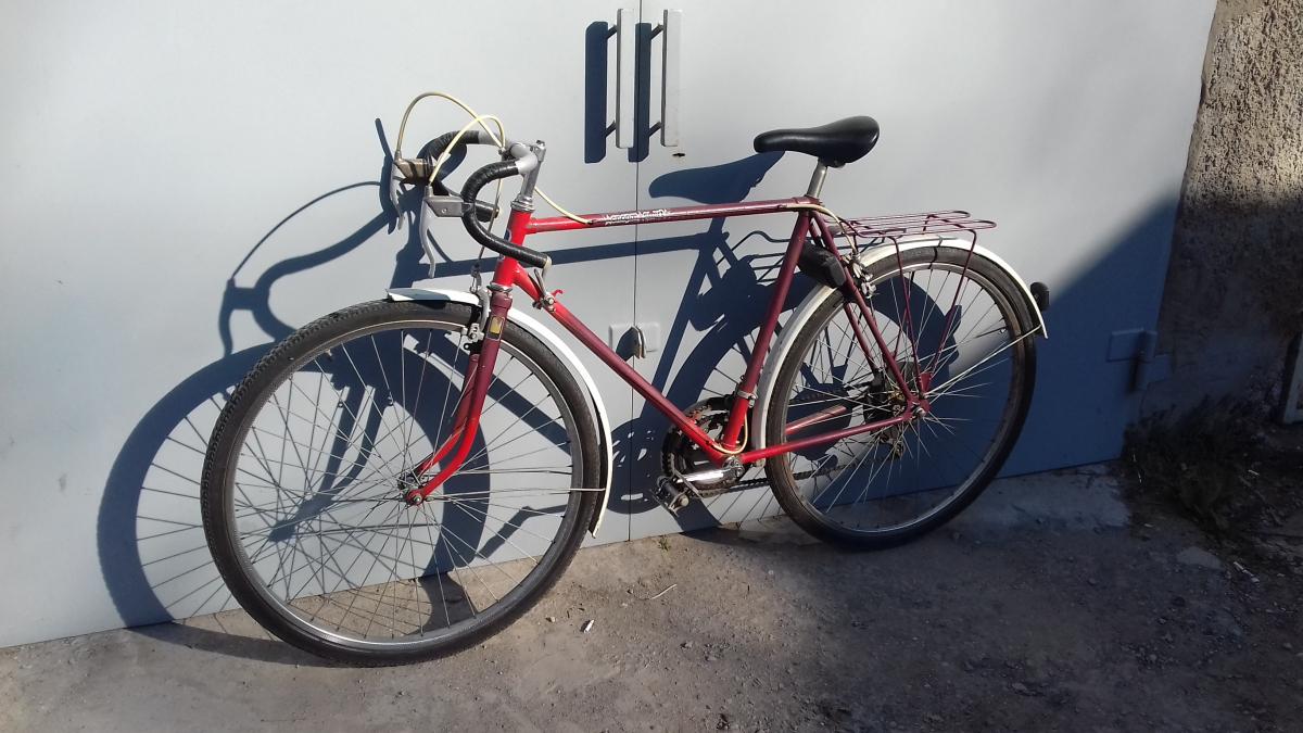 велосипед спортивно- туристический ХВЗ