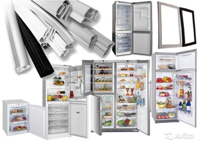 Монтаж холодильных уплотнителей