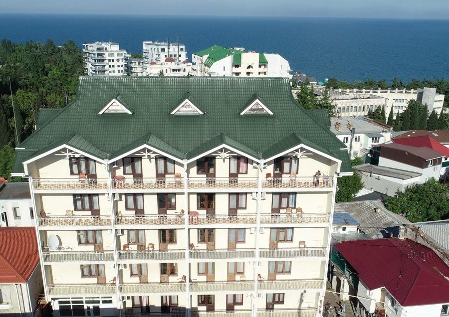 Отель «Крым» для отдыха и работы в Алуште!
