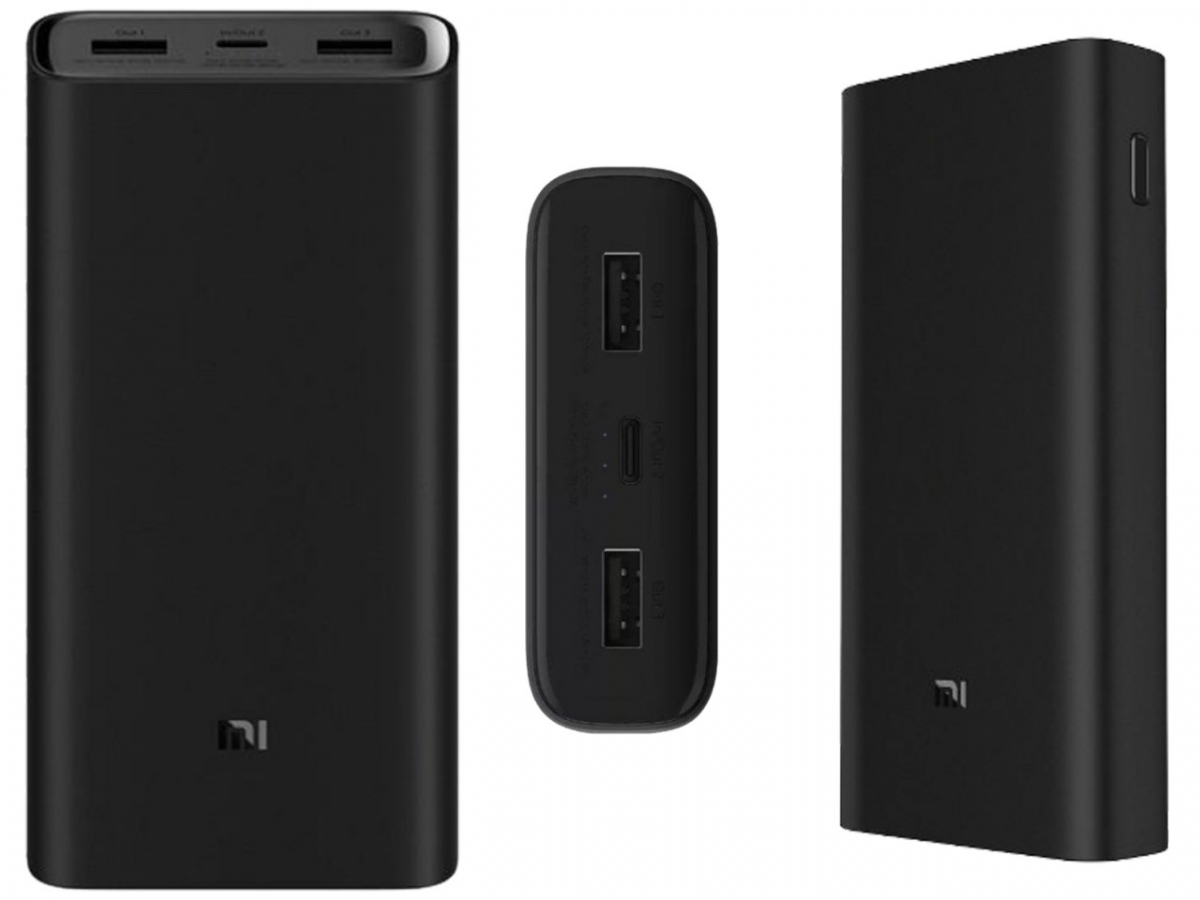 Power Bank Xiaomi MI 3 20000mAh Black