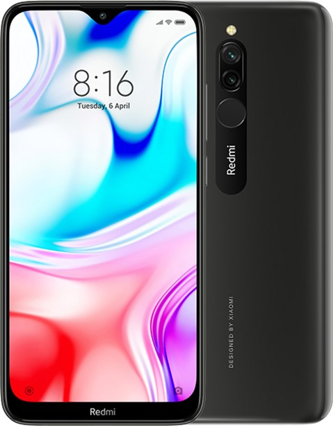 Смартфон Xiaomi Redmi 8 4/64 Black