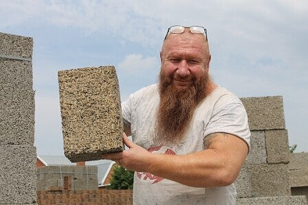 Строительство Домов с Арболитовых Блоков в Крыму
