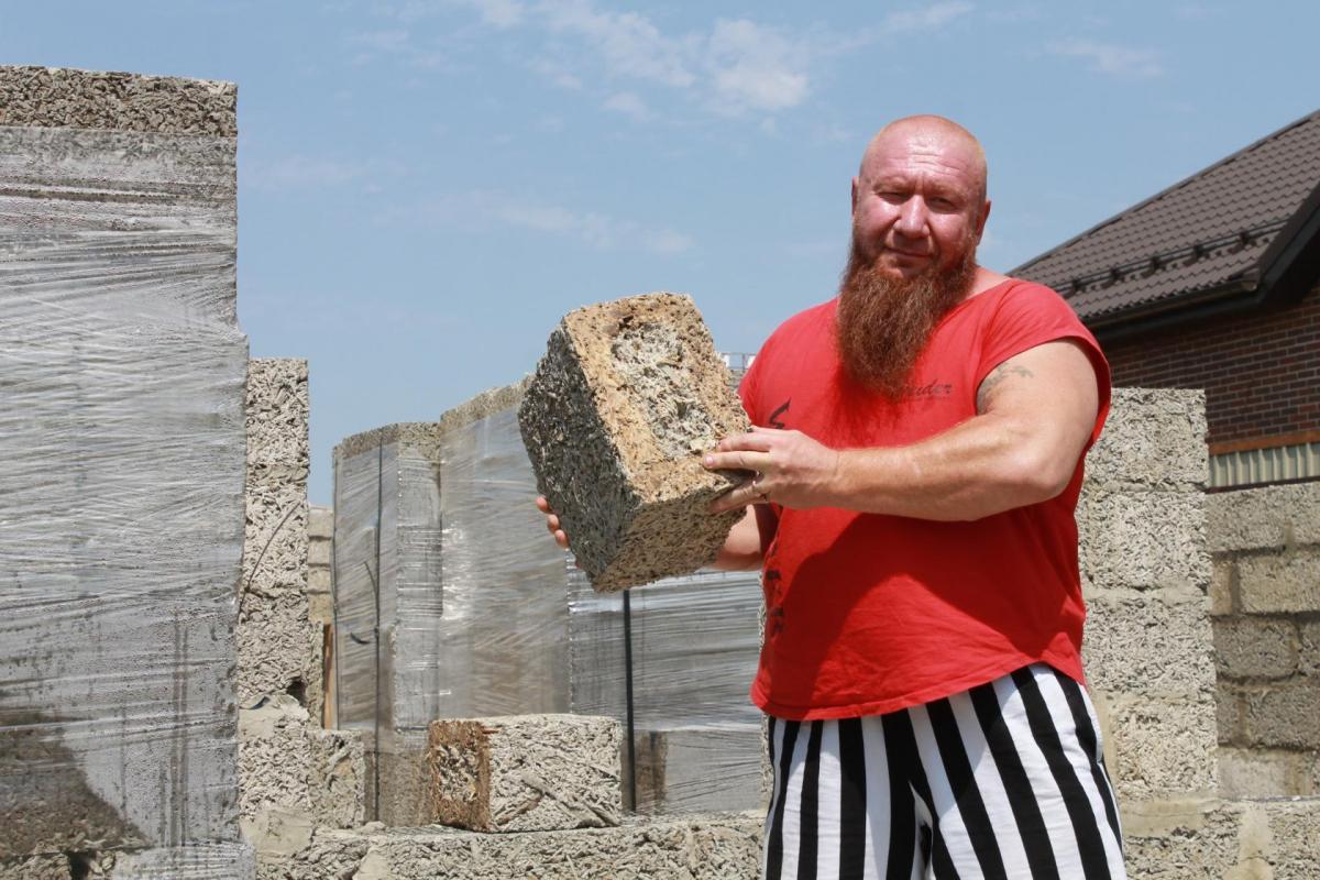 Арболитовые Блоки в Крыму