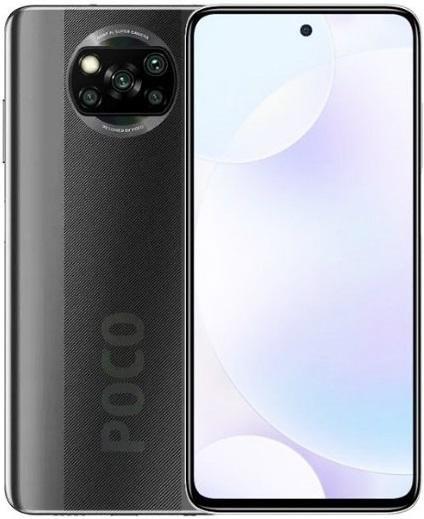 Смартфон Xiaomi POCO X3 NFC 6/128GB Gray