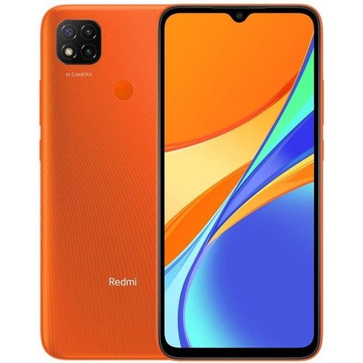 Смартфон Xiaomi Redmi 9C 2/32GB Sunrise Orange