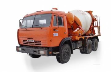 Услуги бетоносмесителя