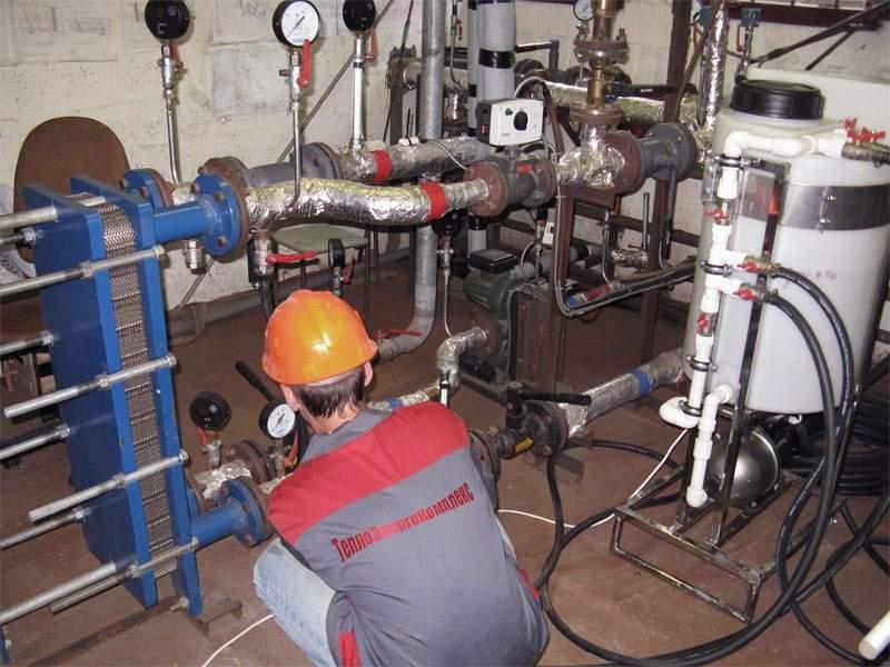 котельная для многоквартирного дома мощность
