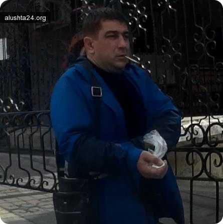 Все об Алуште: Видеорегитратор зафиксировал алуштинца-автохулигана