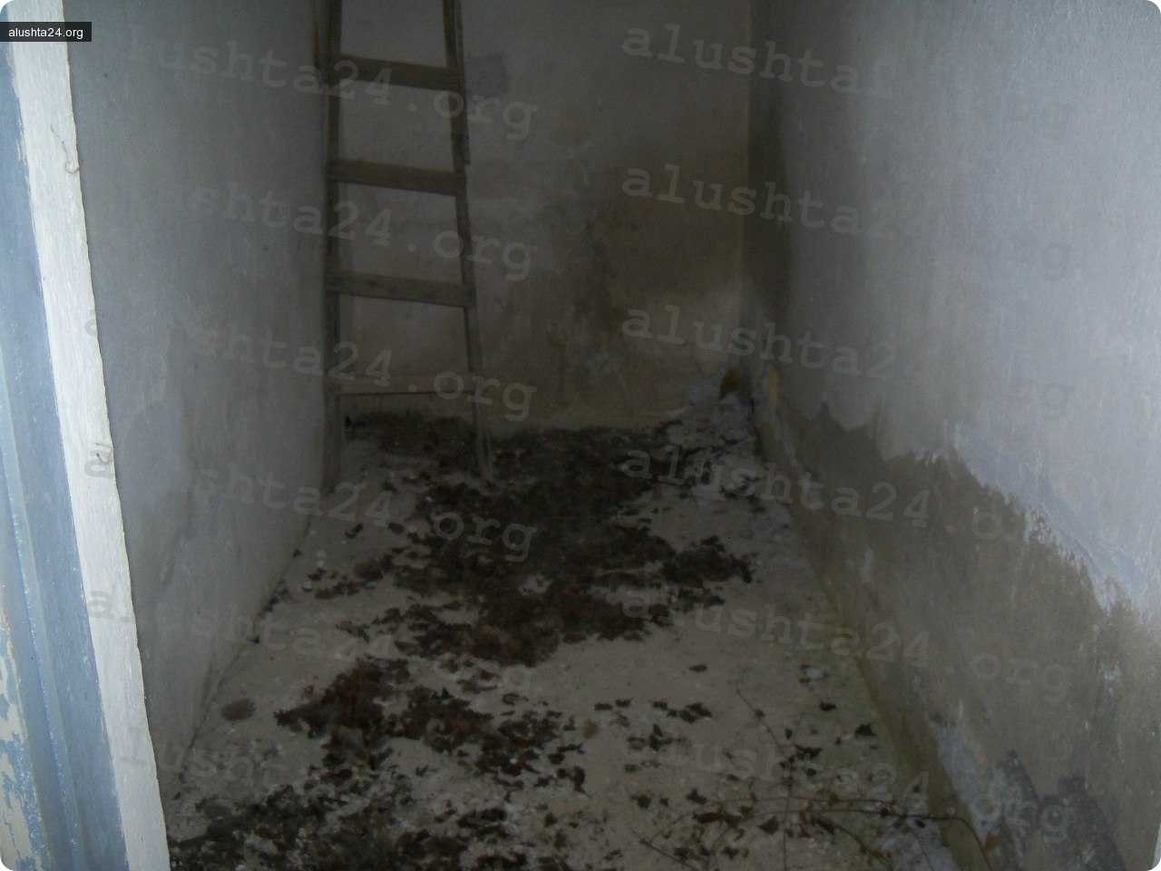 Все об Алуште: В Виноградном из кранов льется желтая техническая вода