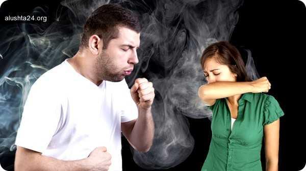 Все об Алуште: В арт-кафе Квартира 22 некурящие могут задохнуться от дыма кальяна