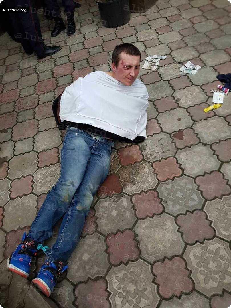 Все об Алуште: В Гурзуфе задержан педофил с Алушты