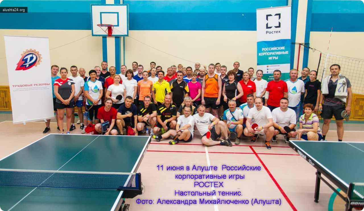 Блог им. alex-966: 11 июня в Алуште прошли Российские корпоративные игры.