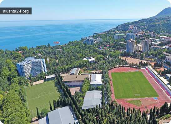 Все об Алуште: Блог им. chickyur73: Центр спортивной подготовки Крымский