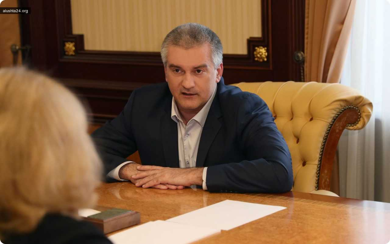 Блог им. chickyur73: Сергей Аксенов недоволен тем, как выполняют его поручения в регионах