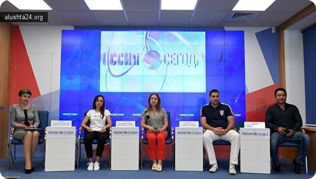Блог им. chickyur73: В Крым на спортивный форум Скиф съехались более тысячи участников