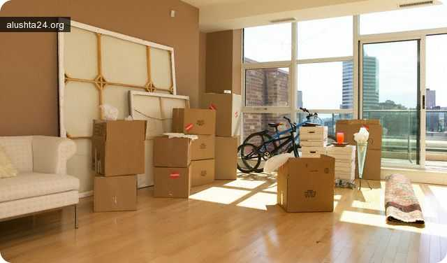 Статьи: Особенности квартирного переезда 22 декабря 2017
