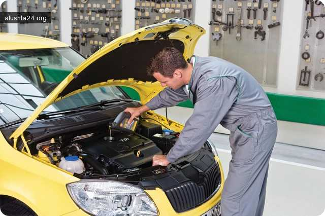 Статьи: Виды ремонта автомобилей 22 декабря 2017