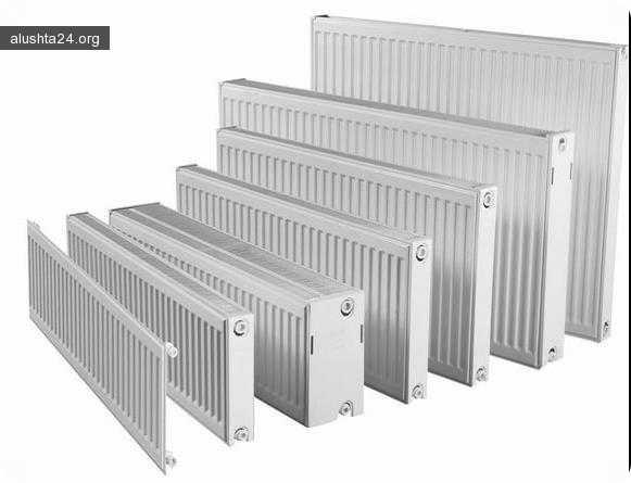 Статьи: Разновидности радиаторов отопления 22 декабря 2017