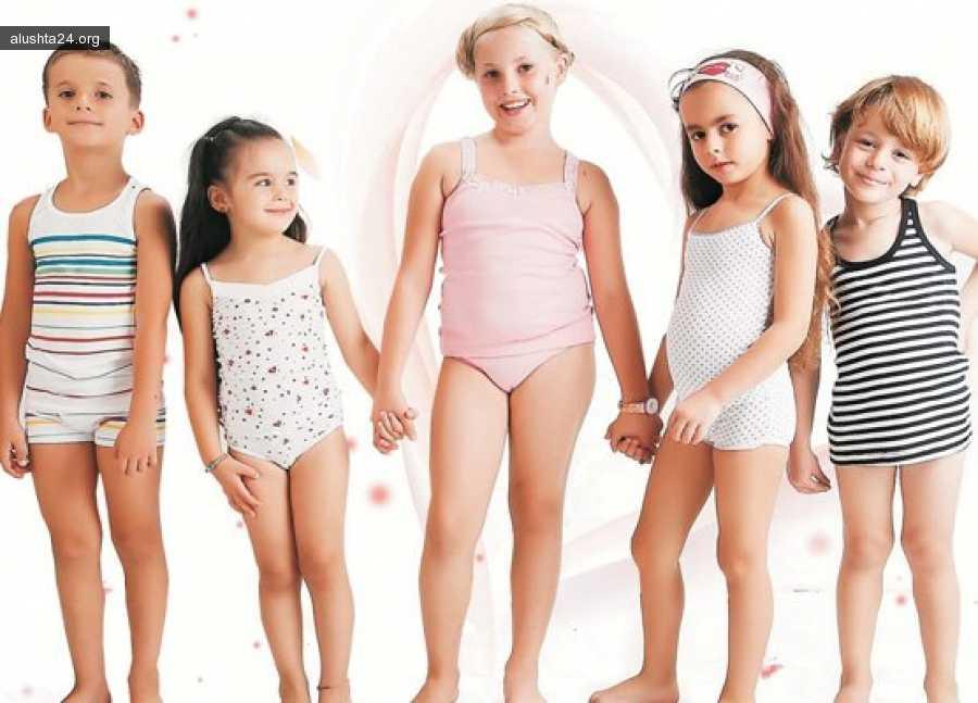 Статьи: Советы при выборе детского нижнего белья 31 января 2018