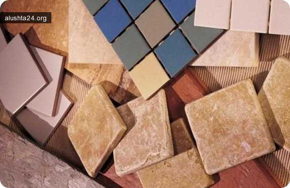Статьи: Керамическая плитка и ее достоинства