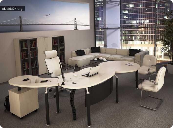 Статьи: Как выбрать офисную мебель? 20 марта 2018