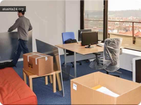 Статьи: Особенности офисного переезда 11 мая 2018