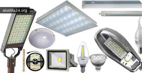 Статьи: Достоинства использования LED светильников 17 мая 2018