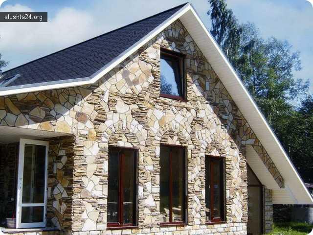Статьи: Преимущества каменного фасада 15 июня 2018
